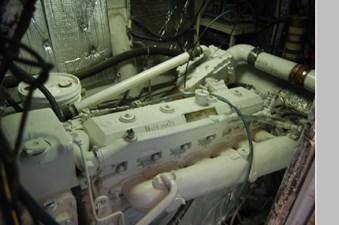 1970 Hatteras Motor Yacht 88 89