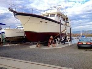 1970 Hatteras Motor Yacht 94 95