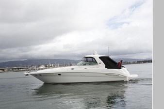 2001 Sea Ray 460 Sundancer 35 36