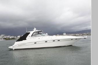 2001 Sea Ray 460 Sundancer 39 40