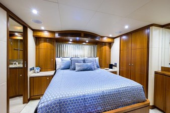 AMAZING GRACE 25 Port Guest Stateroom