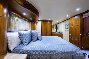 AMAZING GRACE 26 Port Guest Stateroom