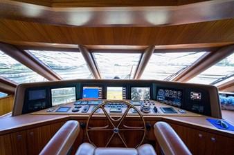 AMAZING GRACE 36 Enclosed Flybridge