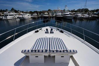AMAZING GRACE 46 Foredeck