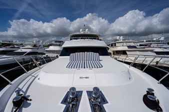 AMAZING GRACE 47 Foredeck