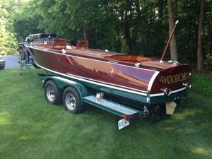 Woodchuck 12 Boat