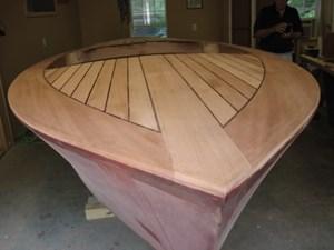Woodchuck 19 Deck 6