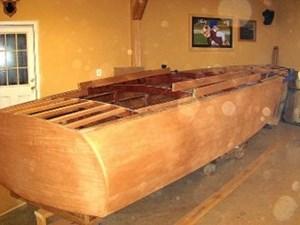 Woodchuck 24 Hull 2
