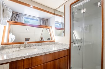 Port Guest Cabin Bath
