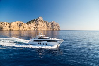 Images courtesy of Princess Yachts Limited