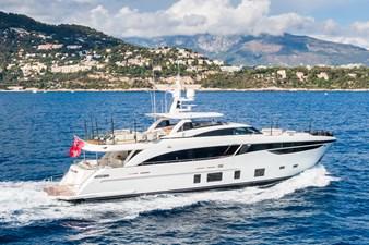 El Guajiro 1 El Guajiro 2017 PRINCESS YACHTS Princess 35M Motor Yacht Yacht MLS #270381 1