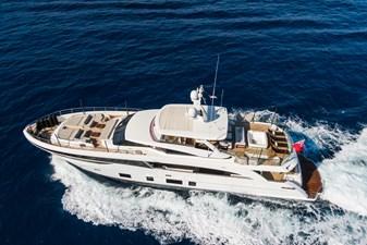El Guajiro 5 El Guajiro 2017 PRINCESS YACHTS Princess 35M Motor Yacht Yacht MLS #270381 5