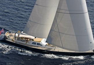 SONGBIRD sailing yacht profile