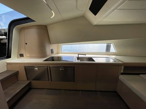 JUS 38 Galley