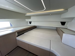 Cabin Bed and Seating