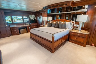 On-Deck Master Stateroom