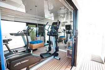 AQUARIUM  35 Gym