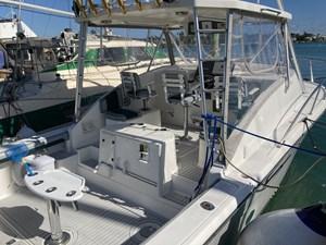 Pursuit 3000 Offshore 4