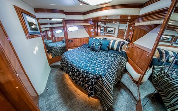 Forward VIP Guest Stateroom