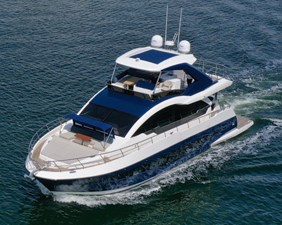The Only Blue 66 Fly 0 The Only Blue 66 Fly 2019 ASTONDOA 66 Fly Motor Yacht Yacht MLS #270434 0