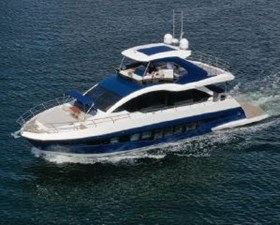 The Only Blue 66 Fly 2 The Only Blue 66 Fly 2019 ASTONDOA 66 Fly Motor Yacht Yacht MLS #270434 2