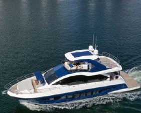The Only Blue 66 Fly 4 The Only Blue 66 Fly 2019 ASTONDOA 66 Fly Motor Yacht Yacht MLS #270434 4