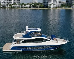 The Only Blue 66 Fly 7 The Only Blue 66 Fly 2019 ASTONDOA 66 Fly Motor Yacht Yacht MLS #270434 7