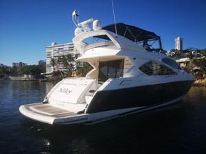 2008 Sunseeker Manhattan 60 @ Acapulco 0 1