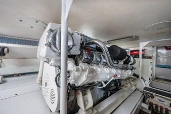 63_1998 55ft Viking 55 Convertible GOLDRUSH