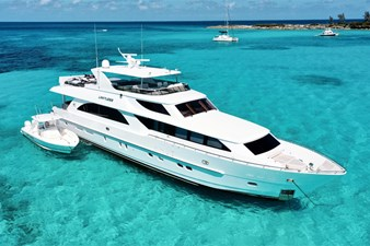 Limitless 1 2010 Hargrave 101 Motor Yacht - Limitless