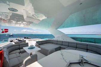 Limitless 37 2010 Hargrave 101 Motor Yacht - Limitless - Flybridge