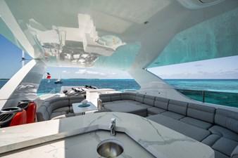 Limitless 38 2010 Hargrave 101 Motor Yacht - Limitless - Flybridge
