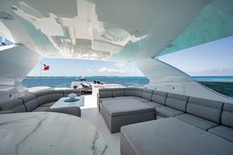 Limitless 39 2010 Hargrave 101 Motor Yacht - Limitless - Flybridge