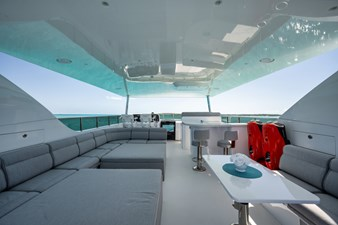 Limitless 42 2010 Hargrave 101 Motor Yacht - Limitless - Flybridge