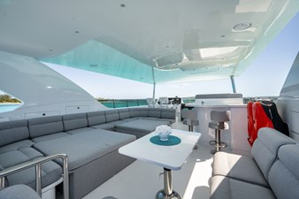 Limitless 43 2010 Hargrave 101 Motor Yacht - Limitless - Flybridge