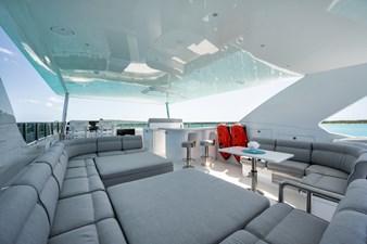 Limitless 44 2010 Hargrave 101 Motor Yacht - Limitless - Flybridge