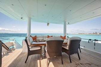 Limitless 52 2010 Hargrave 101 Motor Yacht - Limitless - Aft Deck