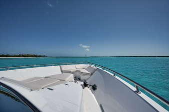 Limitless 59 2010 Hargrave 101 Motor Yacht - Limitless - Bow