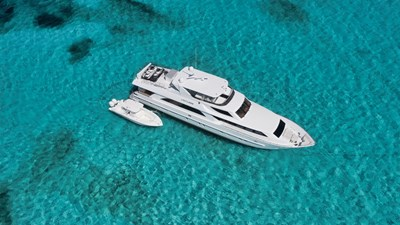 Limitless 62 2010 Hargrave 101 Motor Yacht - Limitless