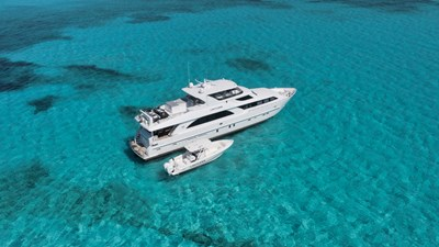 Limitless 64 2010 Hargrave 101 Motor Yacht - Limitless