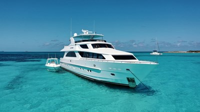 Limitless 66 2010 Hargrave 101 Motor Yacht - Limitless