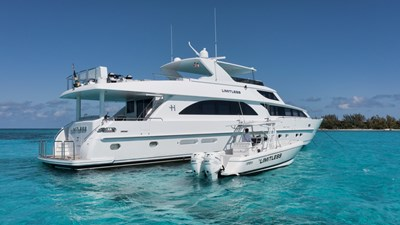 Limitless 68 2010 Hargrave 101 Motor Yacht - Limitless