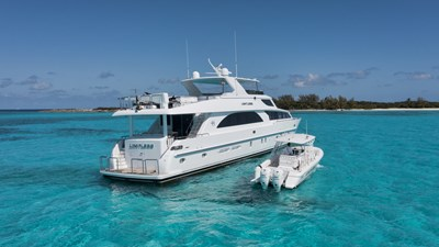 Limitless 69 2010 Hargrave 101 Motor Yacht - Limitless