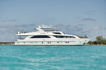 Limitless 72 2010 Hargrave 101 Motor Yacht - Limitless