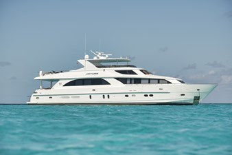Limitless 74 2010 Hargrave 101 Motor Yacht - Limitless