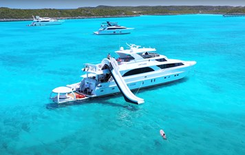 Limitless 80 2010 Hargrave 101 Motor Yacht - Limitless