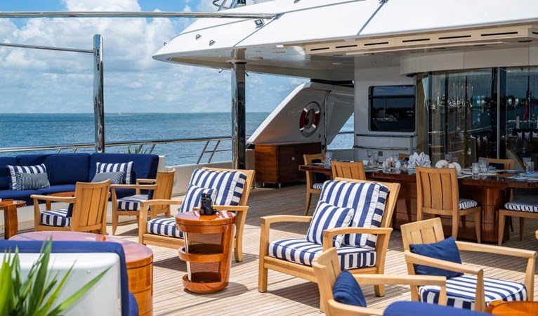 Owners Deck Aft