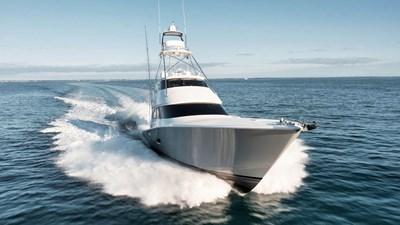 Humdinger 1 Starboard Bow
