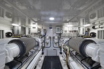 Humdinger 65 Engine Room