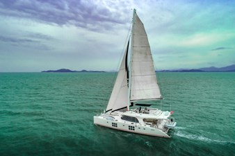 Sailing ariel